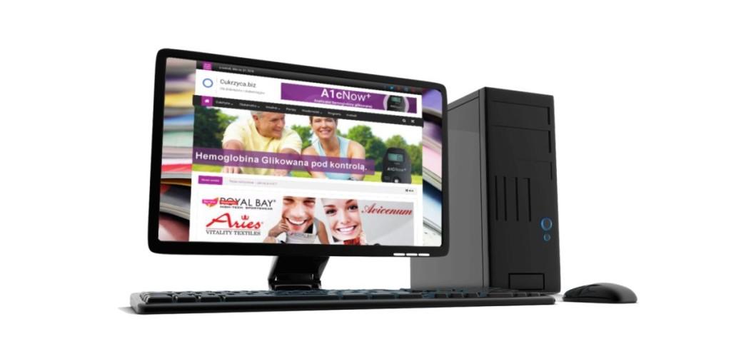 Portal dla diabetyków i diabetologów